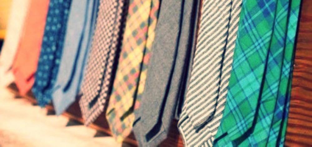 5 façon de nouer sa cravatte : reussir son noeud de cravatte